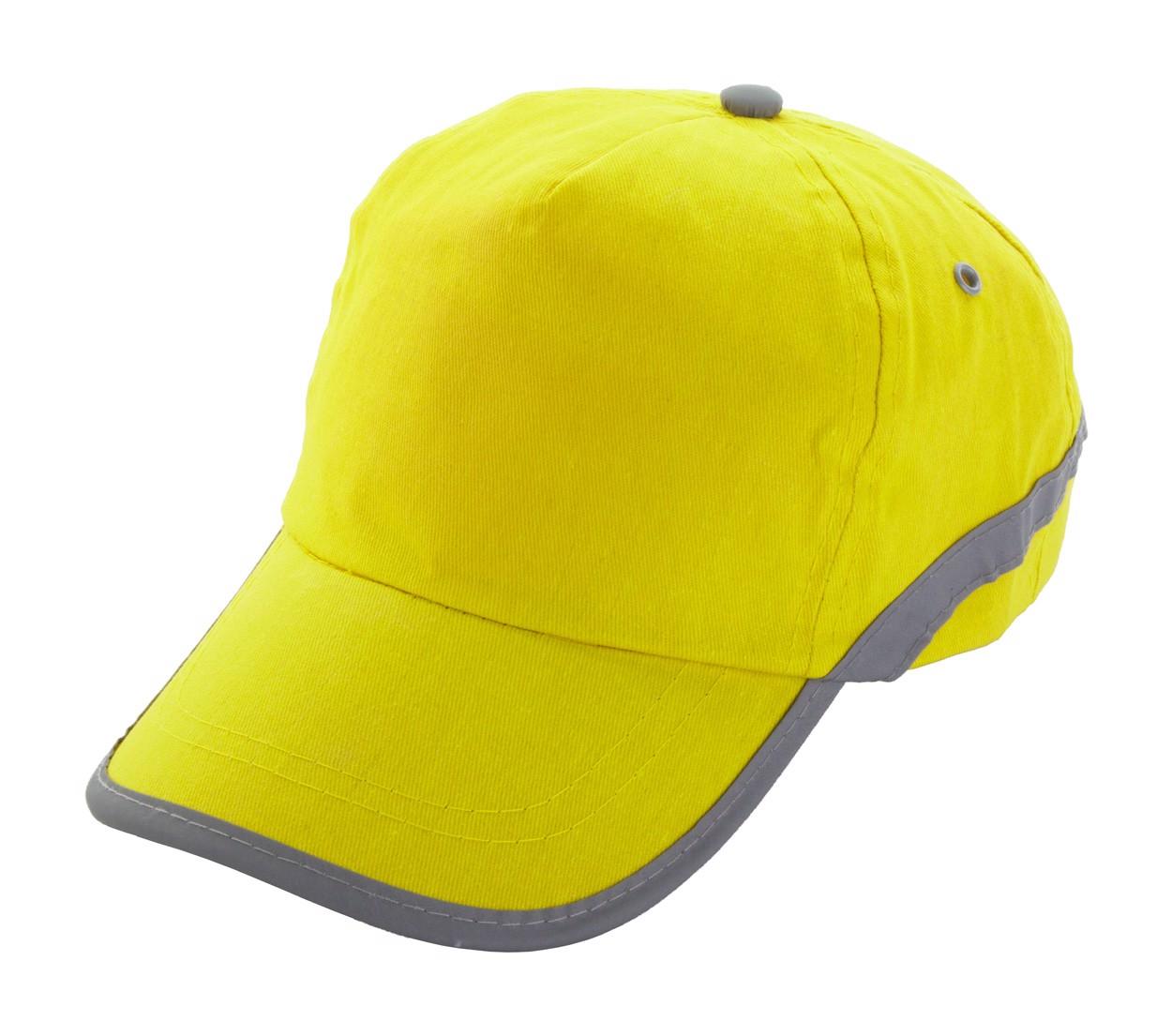 Baseballová Čepice Tarea - Žlutá