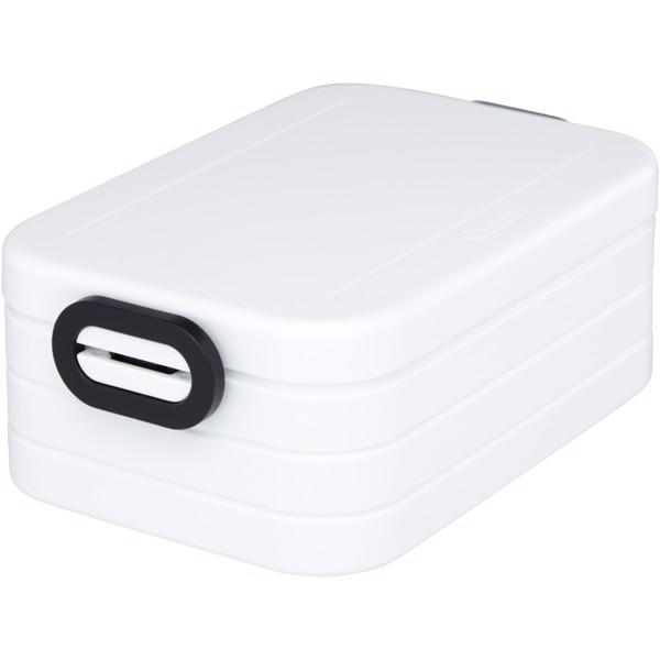 Take-a-break lunch box midi - White