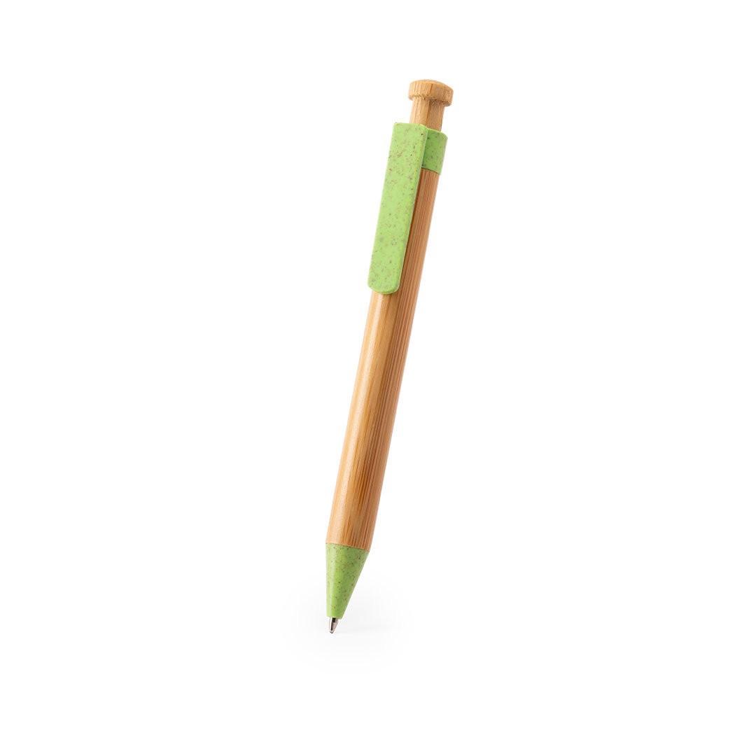 Bolígrafo Larkin - Verde