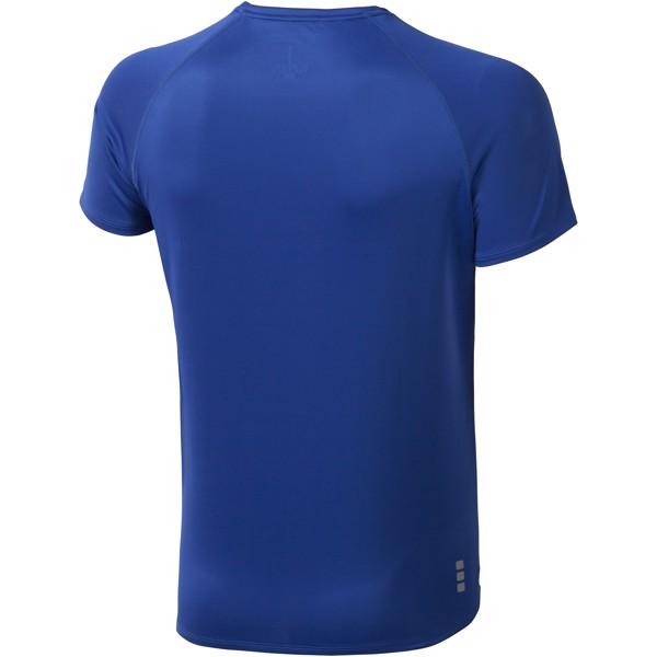 Niagara short sleeve men's cool fit t-shirt - Blue / XXL