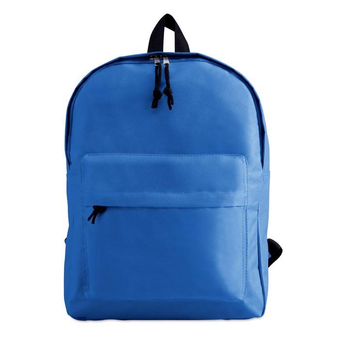 Batoh s vnější kapsou Bapal - royal blue