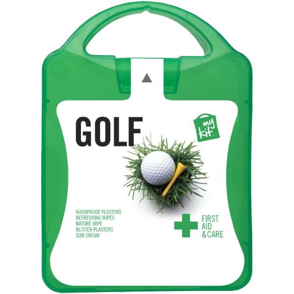 Lékarnička Golf - Zelená