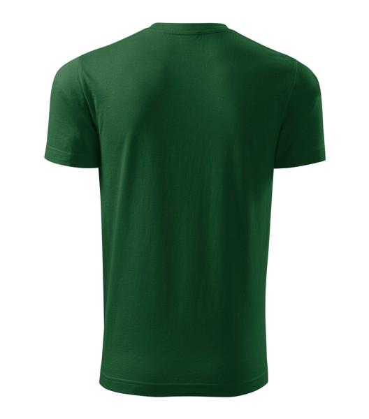 Tričko unisex Malfini Element - Lahvově Zelená / M