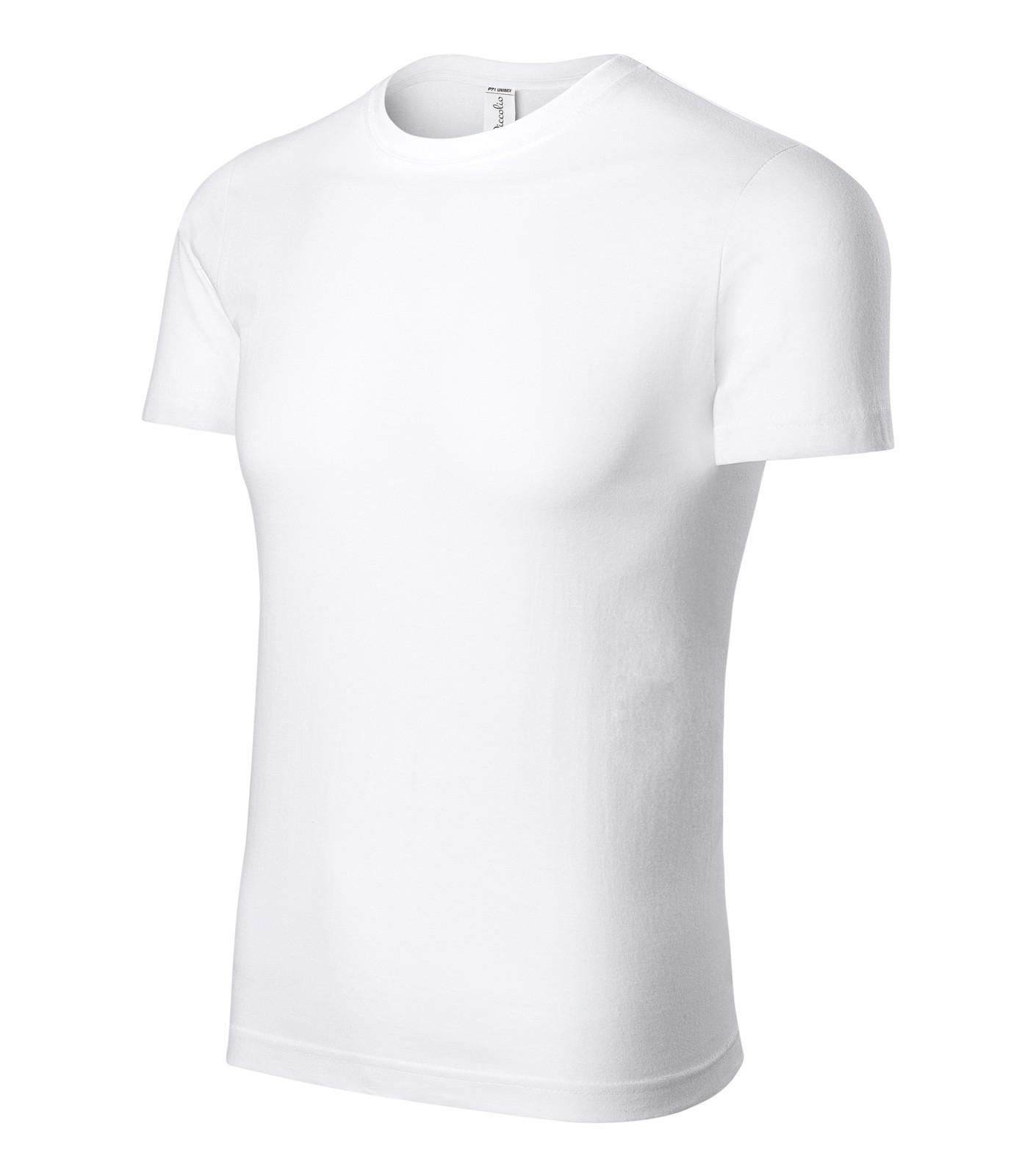 T-shirt unisex Piccolio Parade - White / XS