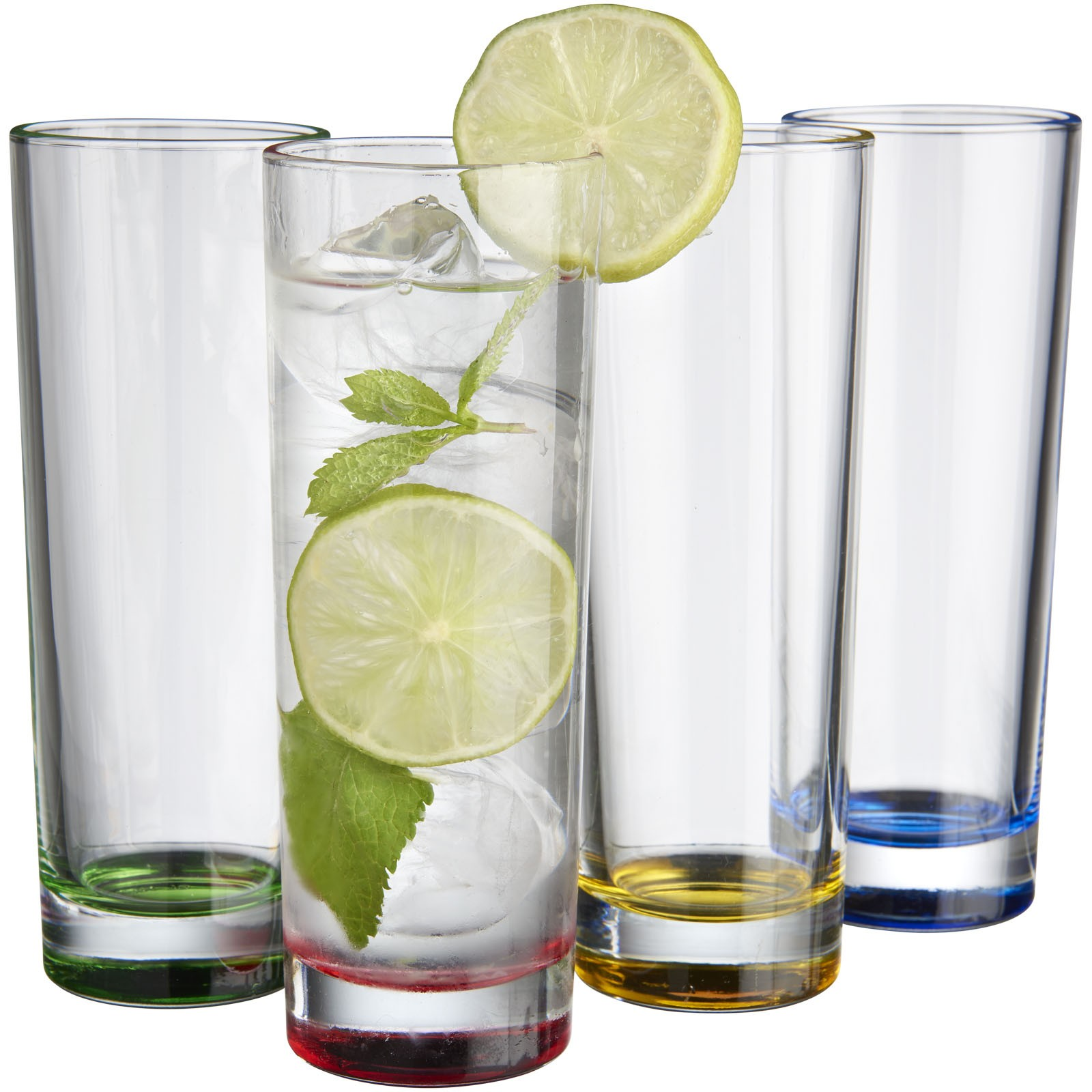 4-delni komplet steklenih kozarcev Rocco