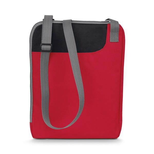 TAVIA. Portafolios A4 - Rojo
