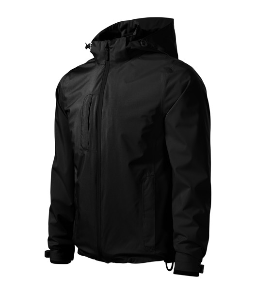 Jacket Gents Malfini Pacific 3 IN 1 - Black / M