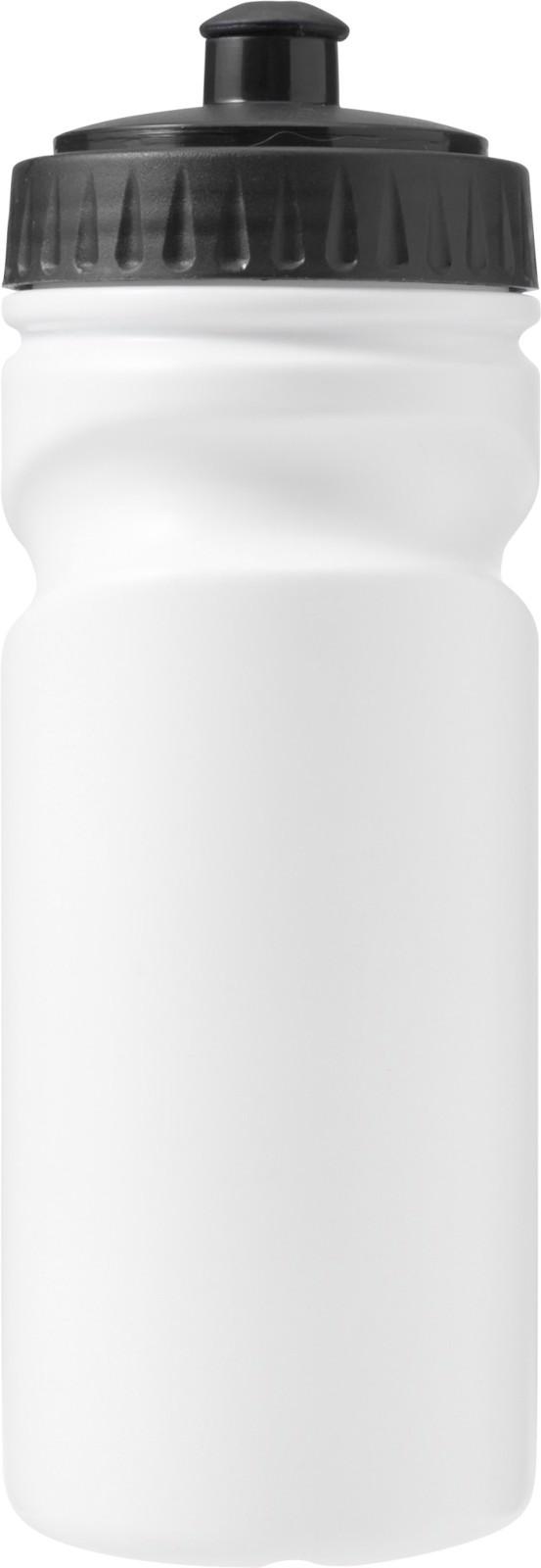 HDPE bottle - Black