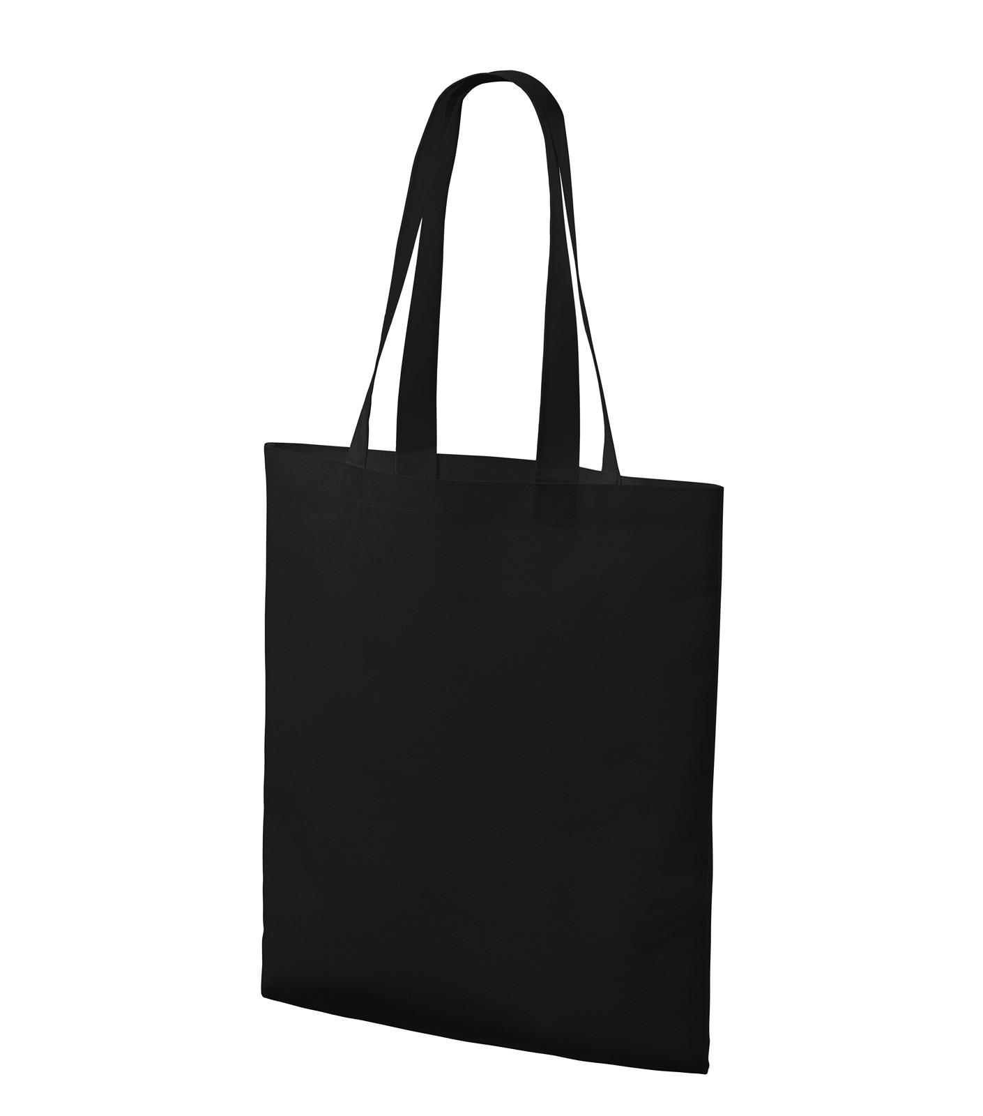 Nákupní taška unisex Piccolio Bloom - Černá / uni