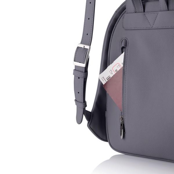 Nedobytný batoh Elle Fashion - Antracitová