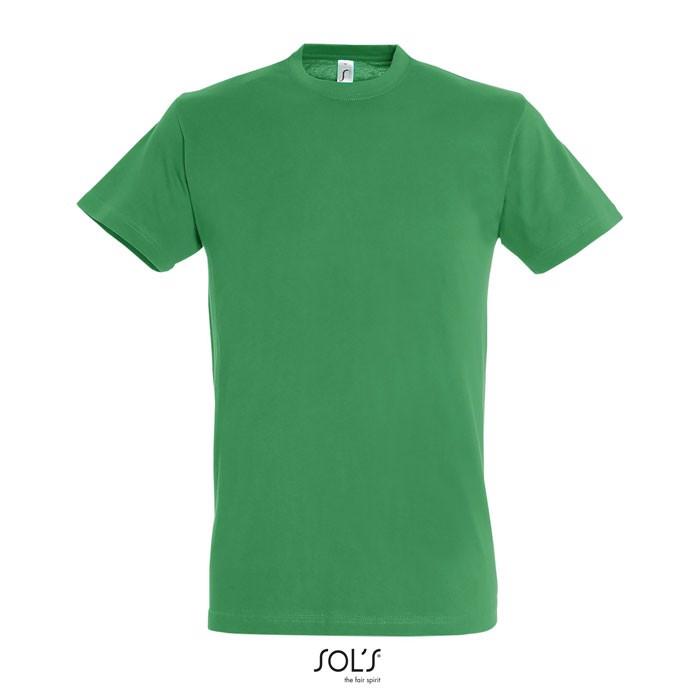 REGENT CAMISETA UNISEX 150g - Verde / XXL
