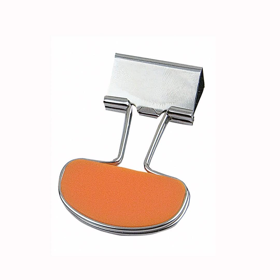 Clip Doc - Naranja