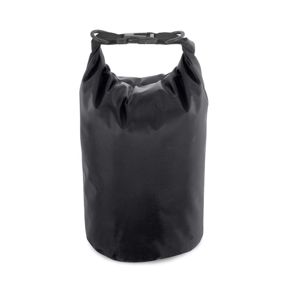 VOLGA. Vodotěsná (Voděodolná) taška - Černá