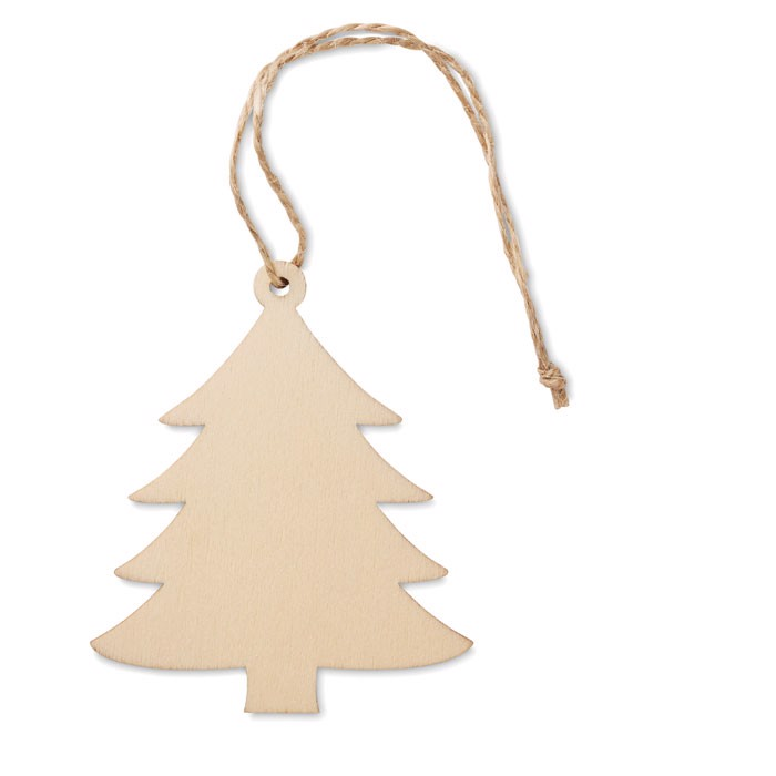 Wooden MDF Tree shaped hanger Arby