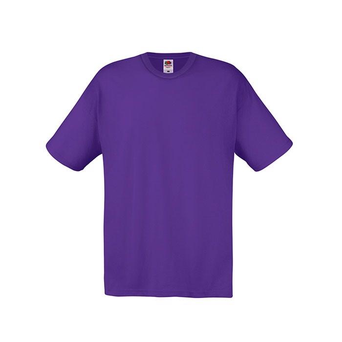 T-shirt Unisex 145 g/m² Original Full Cut 61-082-0 - Purple / 3XL