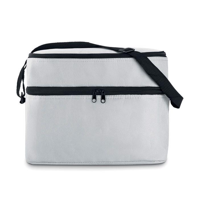 Chladící taška Casey - white
