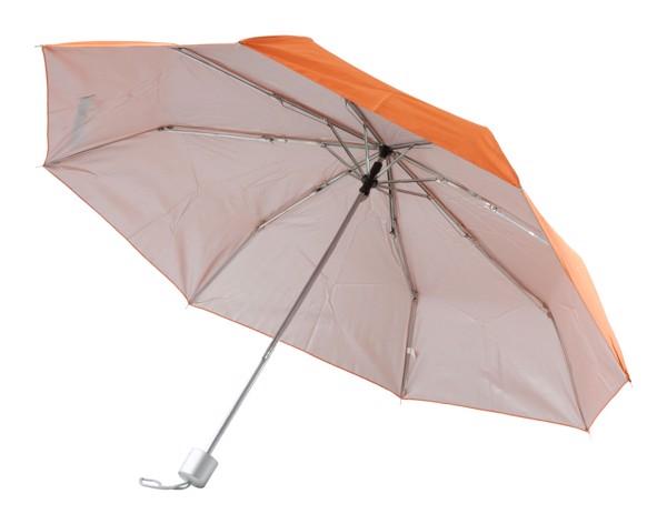 Umbrella Susan - Orange / Silver