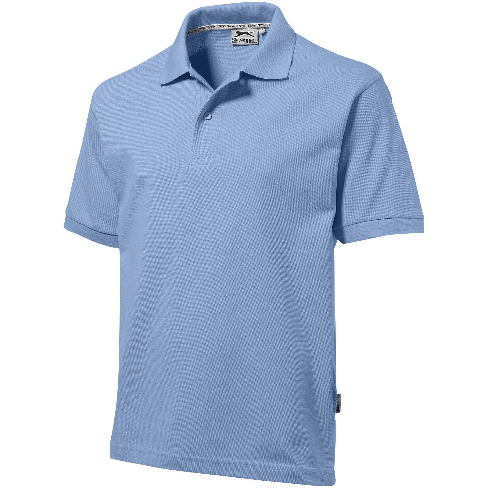 Forehand Poloshirt für Herren - Hellblau / S