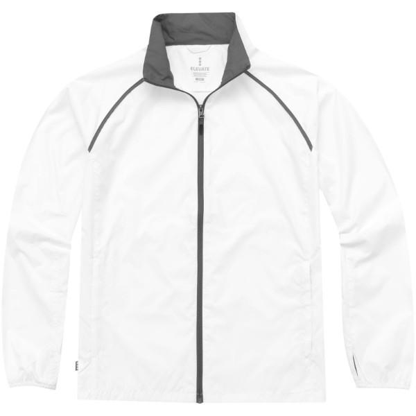 Sbalitelná bunda Egmont - Bílá / S
