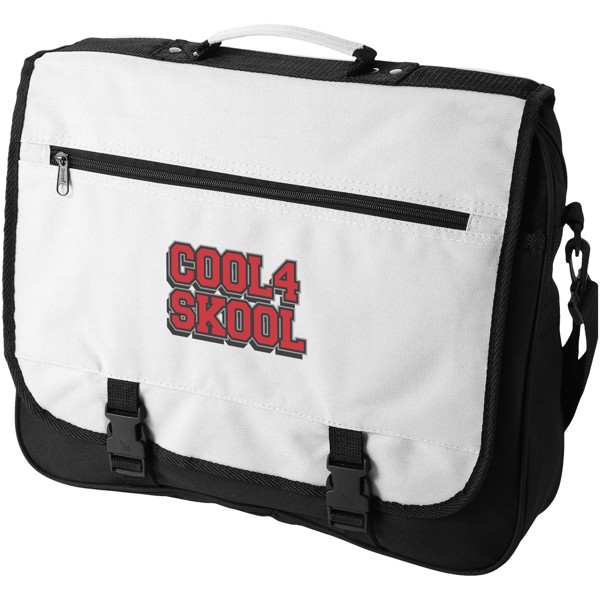 Anchorage conference bag - White