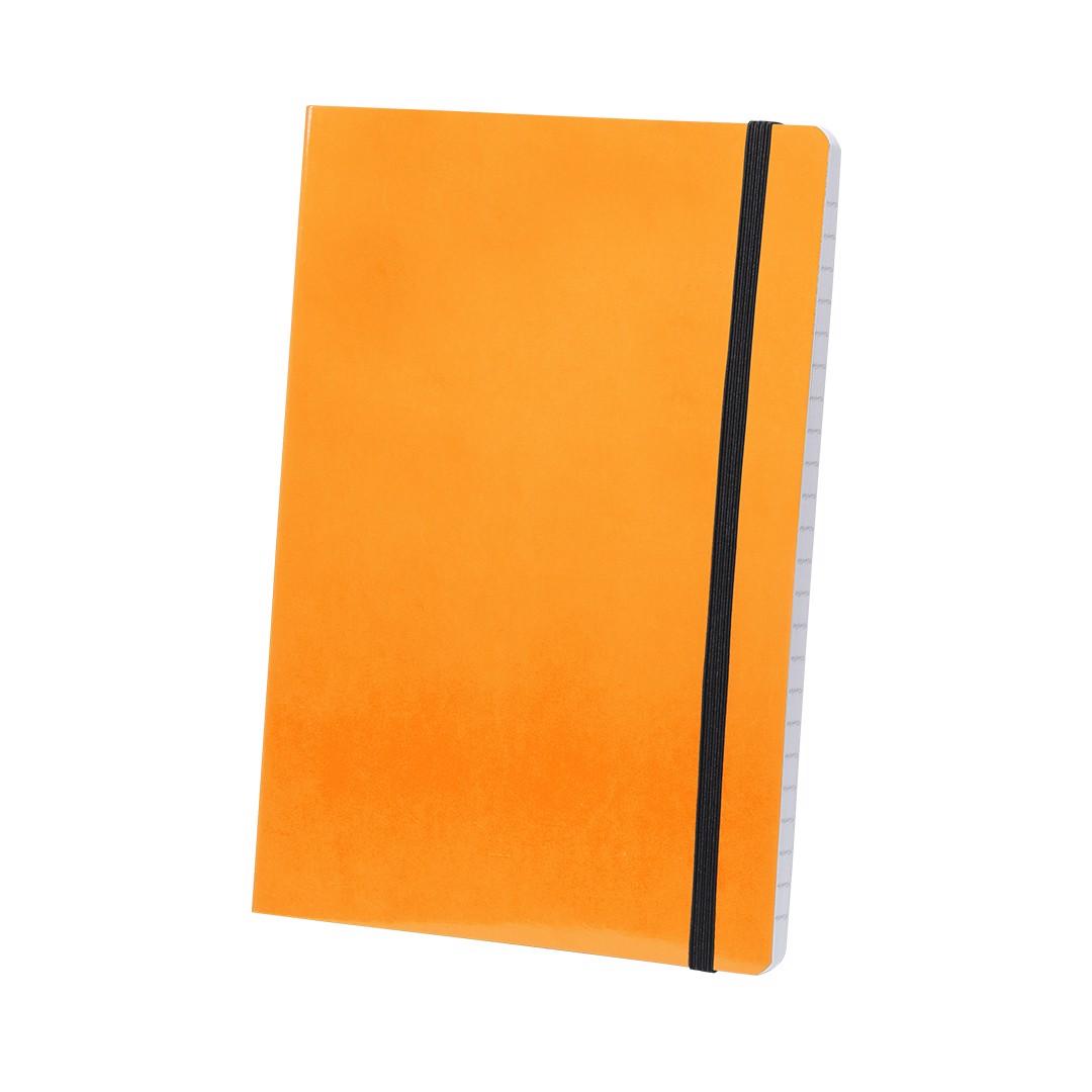 Libreta Lamark - Naranja