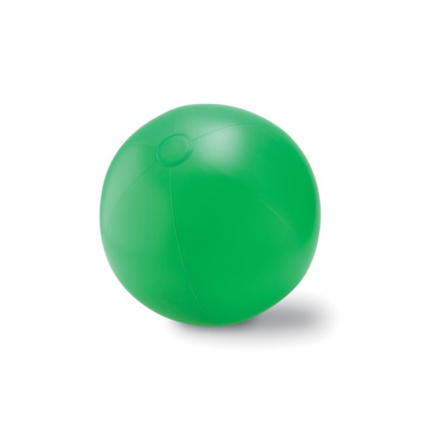Large Inflatable beach ball Play - Green