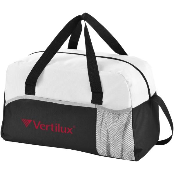 Plátěná taška Energy - Černá / Bílá