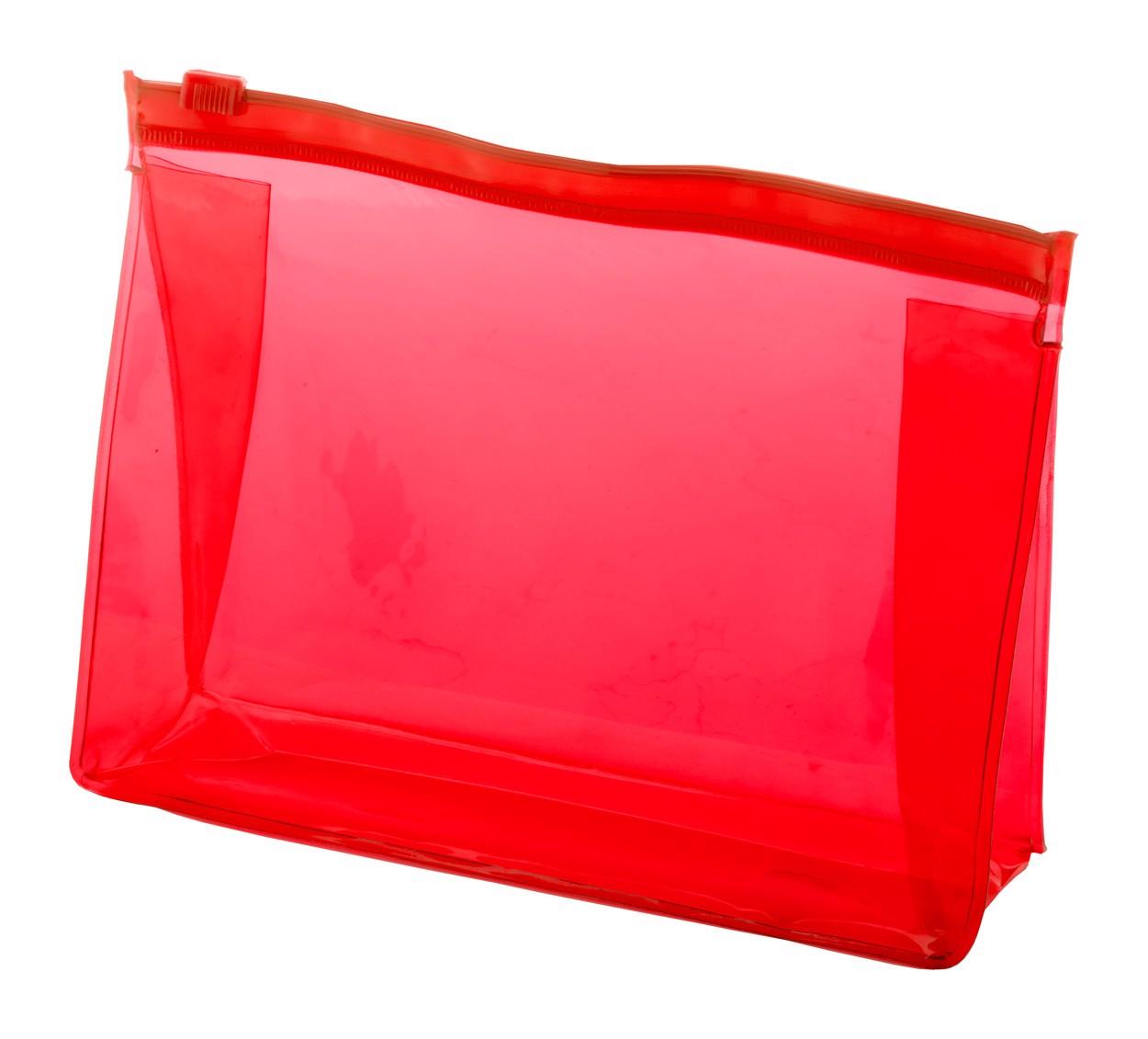 Kosmetická Taška Iriam - Červená