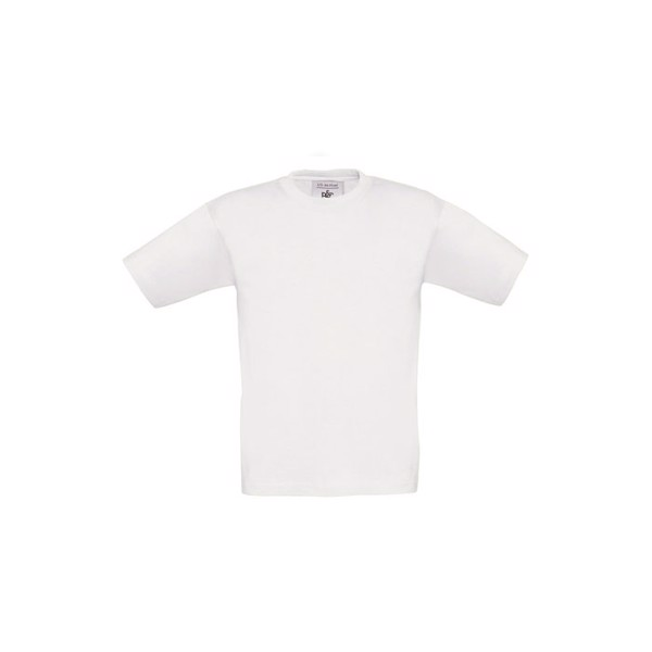 Kinder T-Shirt 185 g/m² Exact 190 Kids Tk301 - White / L