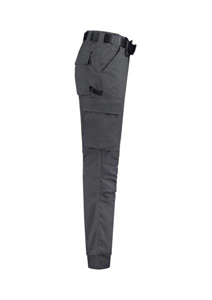 Pracovní kalhoty unisex Tricorp Work Pants Twill Cordura Stretch - Tmavě Šedá / 62