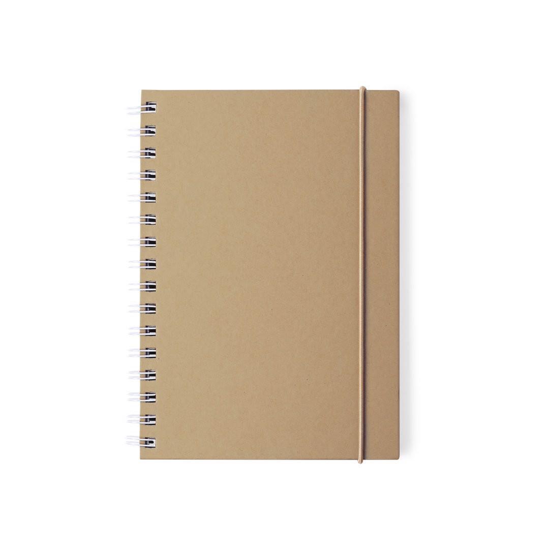 Notebook Zubar - White