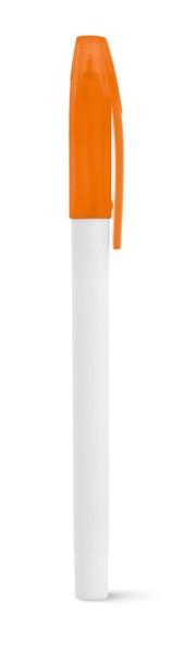 JADE. Στυλό διάρκειας - Πορτοκάλι