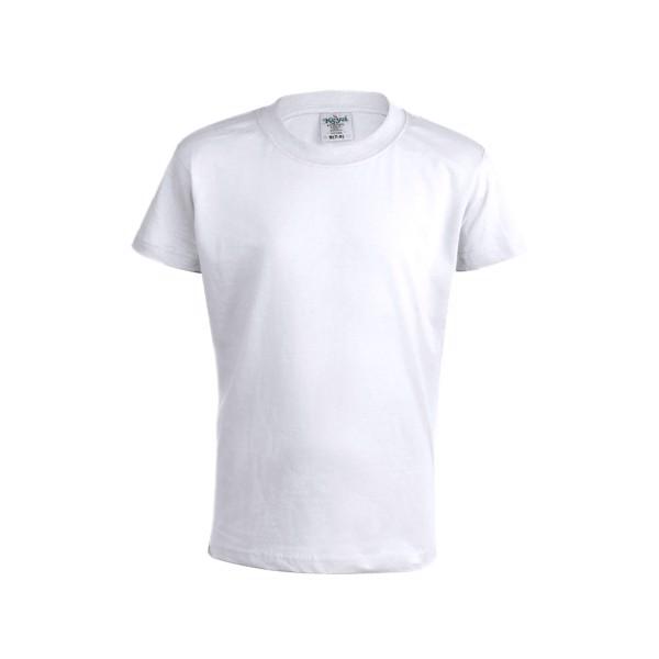 "T-Shirt Criança Branca ""keya"" YC150 - Branco / XS"