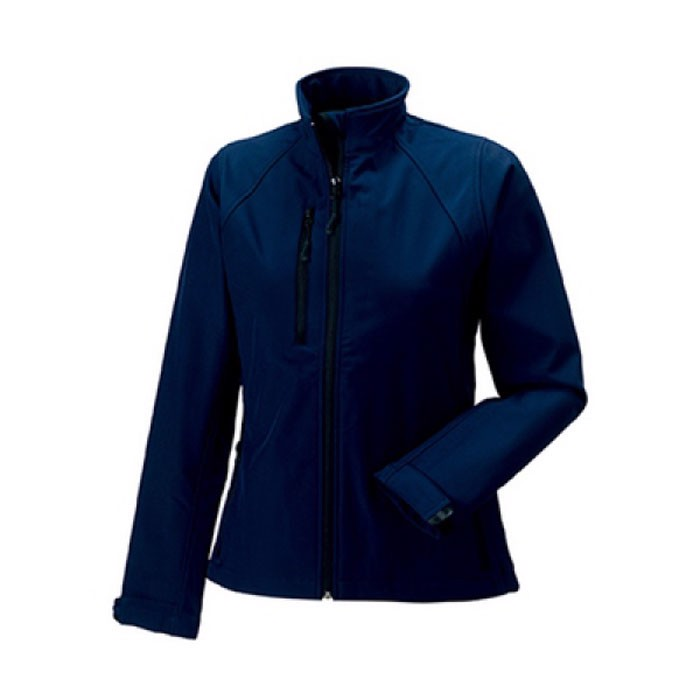 Ladies Softshell 340 g/m2 Ladies Soft Shell R-140F-0 - French Navy / M