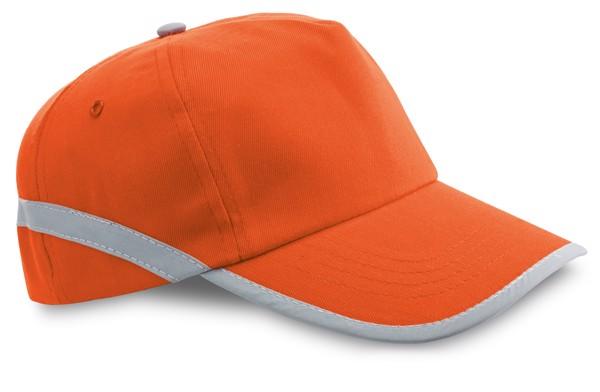 JONES. Čepice s reflexními prvky - Oranžová