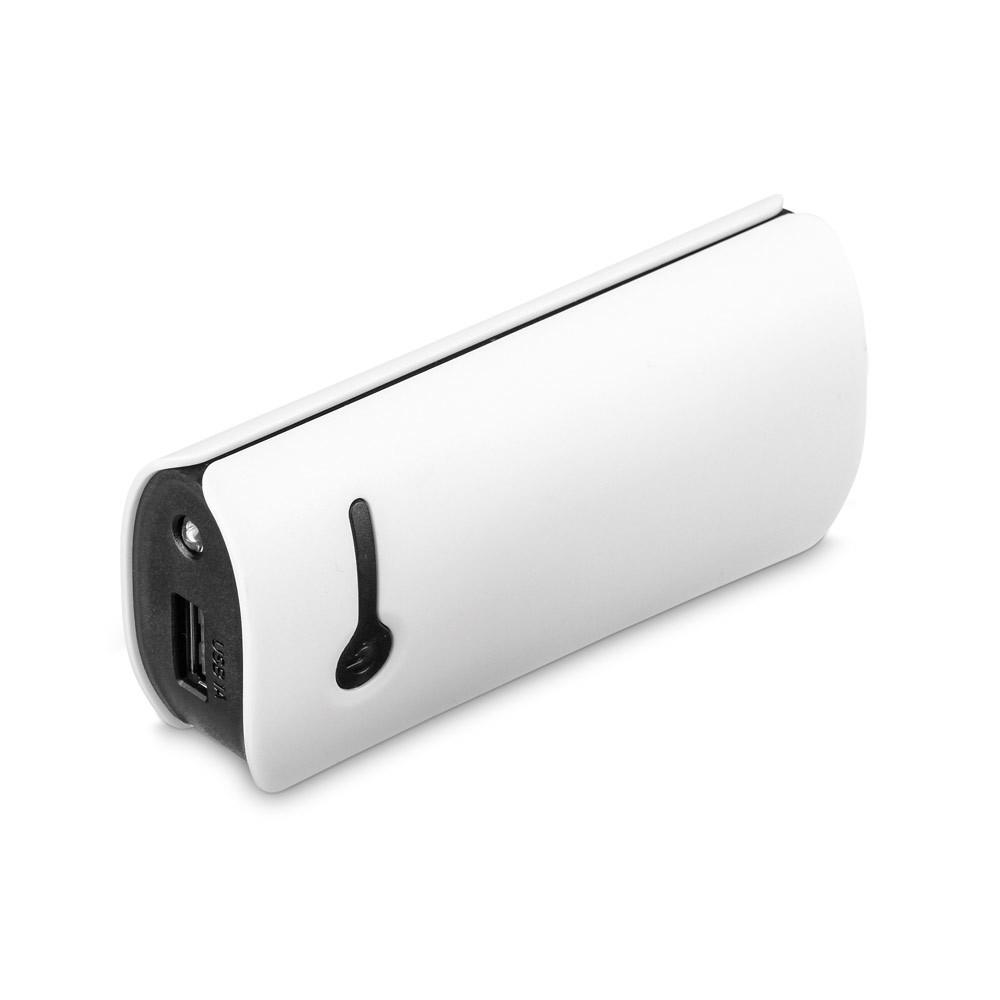 OPTIMUS. Portable battery - Λευκό