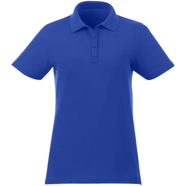 Polo manches courtes femme Liberty - Bleu / XL
