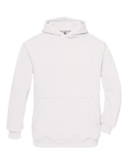 Hooded Sweat / Kids - White / 9/11 (134/146)