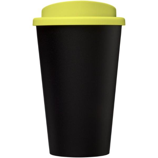 Termo hrnek Americano® 350 ml - Černá / Limetka