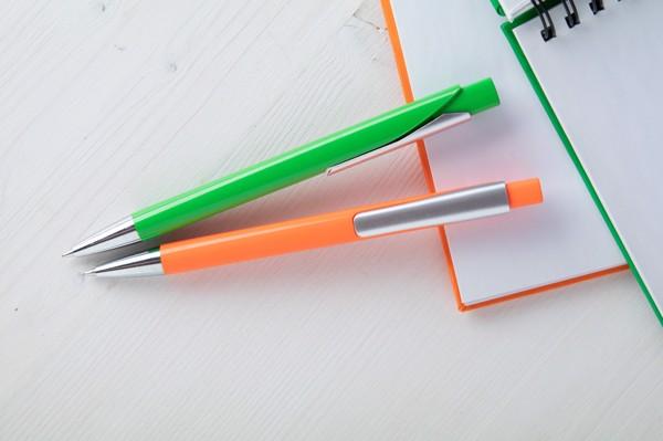 Kuličkové Pero Silter - Limetková Zelená