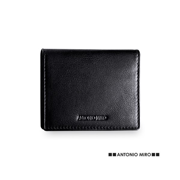 Card Holder Wallet Lintus - Black