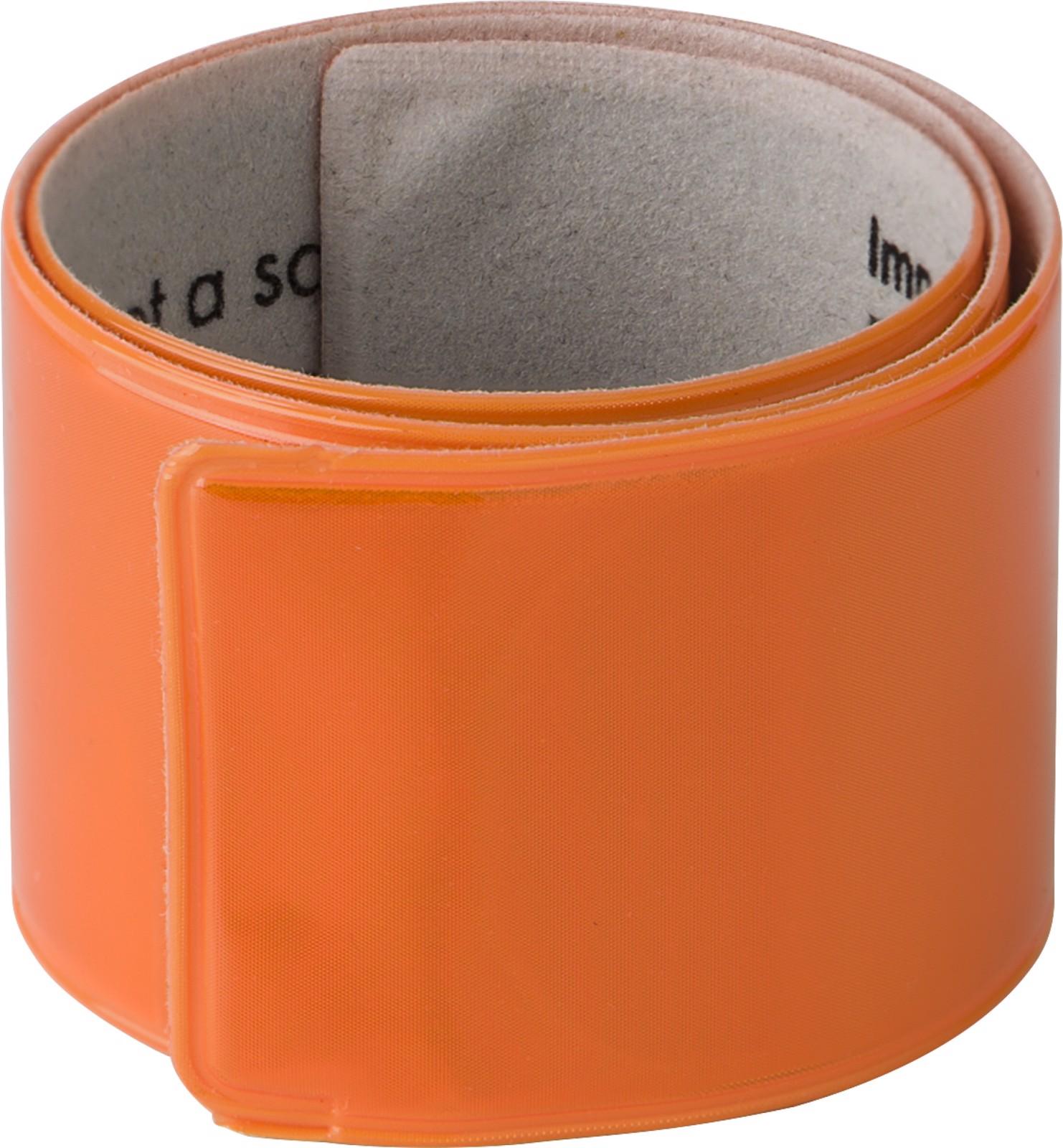 PVC arm band - Orange