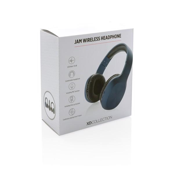 Jam vezeték nélküli fejhallgató - Kék