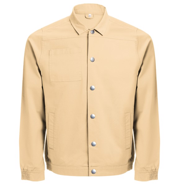 THC BRATISLAVA. Men's workwear jacket - Light Brown / XL