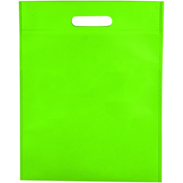 Freedom large convention tote bag - Lime
