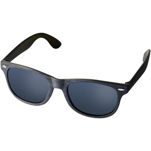 Sun Ray sunglasses with heathered finish - Navy