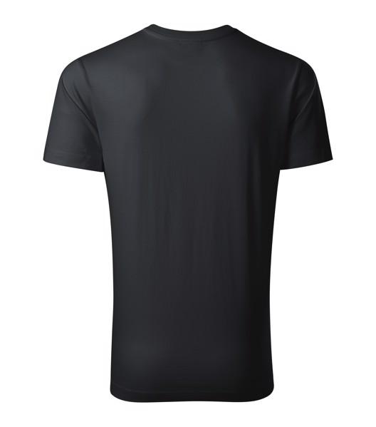 T-shirt men's Rimeck Resist heavy - Ebony Gray / 4XL