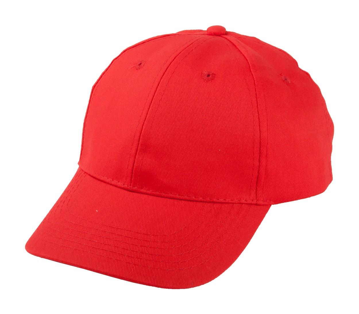 Baseball Cap Konlun - Red