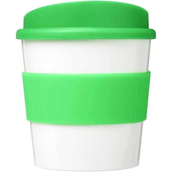 Hrnek s rukojetí Brite-Americano® primo 250 ml - Zelená