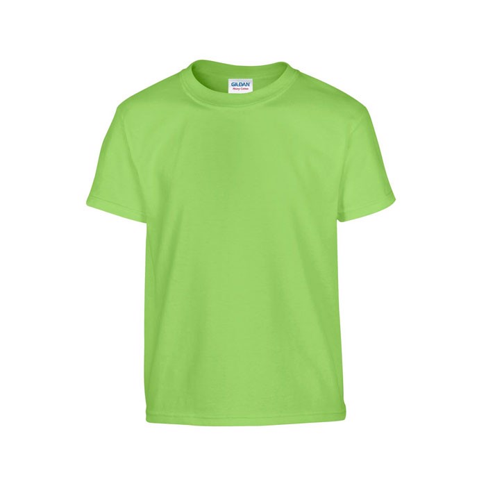 Youth t-shirt 185 g/m² Heavy Youth T-Shirt 5000B - Lime / XS